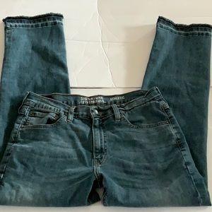 Levi's Athletic Signature jeans